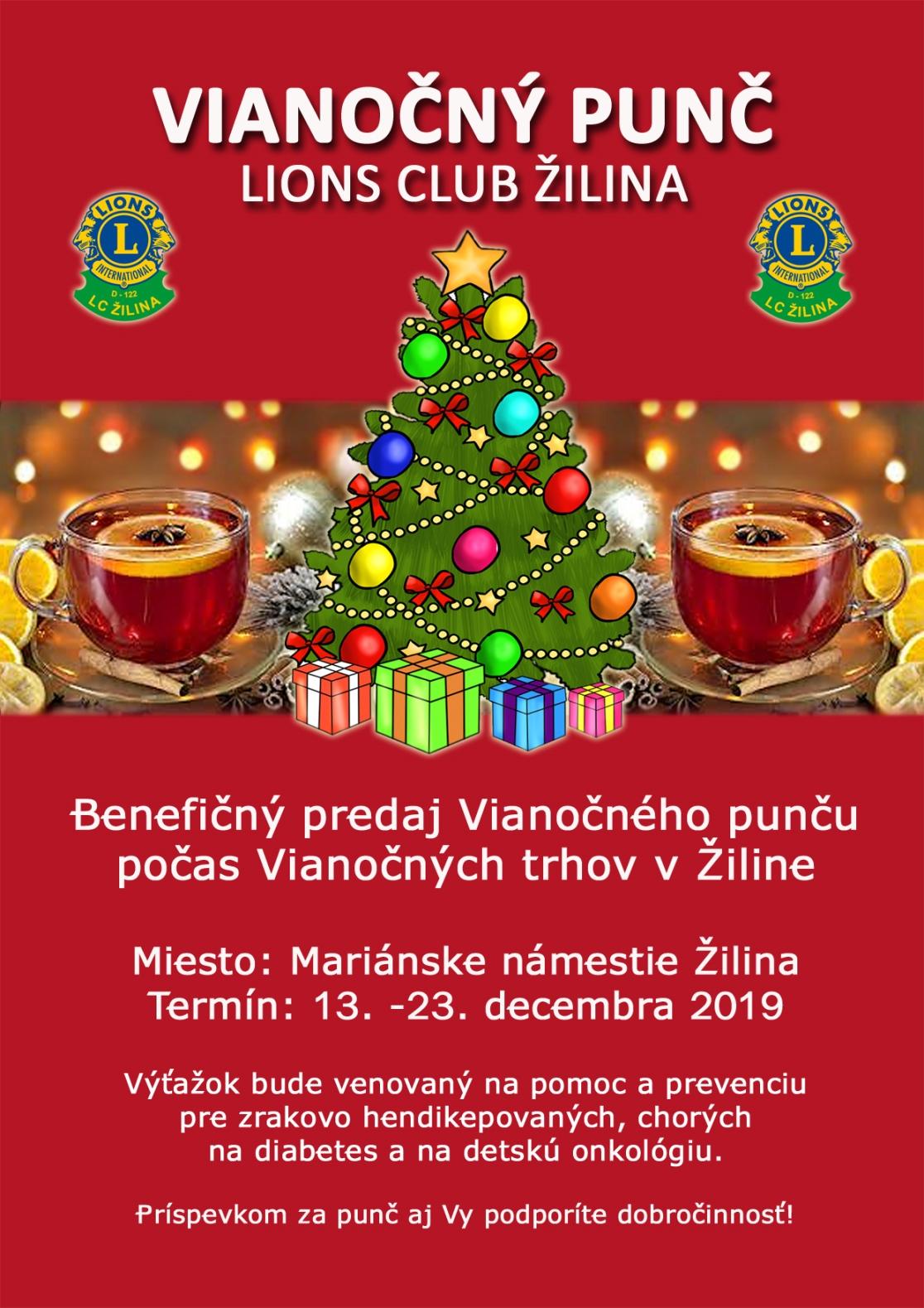 Vianočný punč 2019