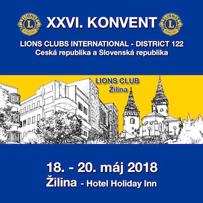Konvent 2018 - LOGO