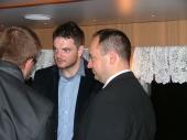 Prezidenta LC Praha Energetic - Christian Choděra