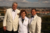 Guvernéři V4 s Prahou
