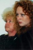 Doc. MUDr. Marie Filipová, Csc Kateřina Filipová, členky LC Praha - Hartig