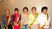 Společné foto nových členek