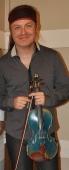 Pavel Šporcl, houslový virtuóz